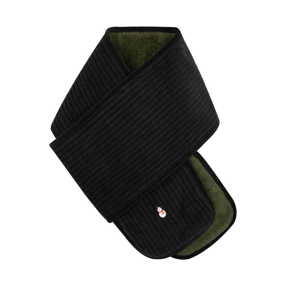 muffler snowman soft khaki (EVENT 10% OFF)